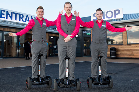 airways segway