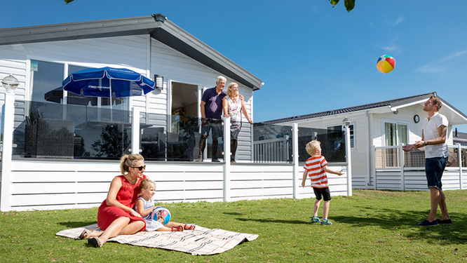 Coghurst Hall Holiday Park | Lodge & Caravan Holidays in
