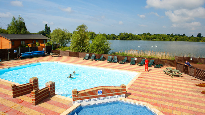 bebd766a Lodge & Caravan Holidays at Chichester Lakeside West Sussex