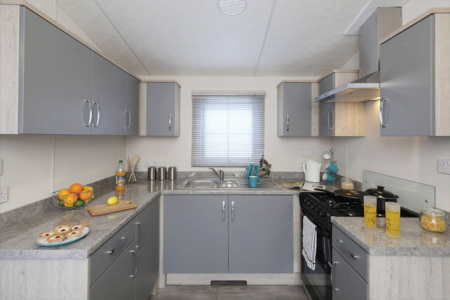 langford caravan kitchen