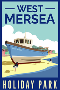 West Mersea Logo