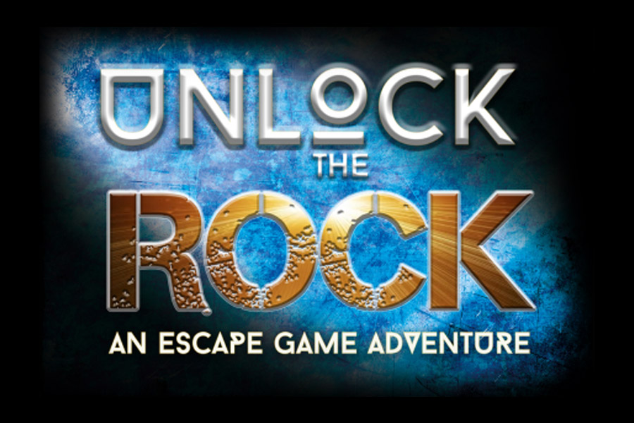 unlock the rock